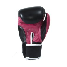 Adidas Leather Boxing Coach Gloves 14oz Focus Pads Sparring Training Hook N Jab