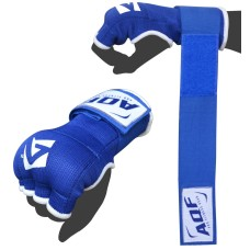 AQF MMA Boxing Hand Quick Wraps Inner Bandages Gloves Protector MuayThai Stretch