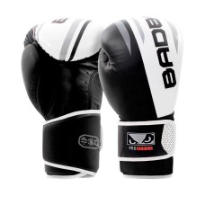 Bad Boy Boxing Gloves Leather Pro Series Advanced Kickboxing Boxing Training