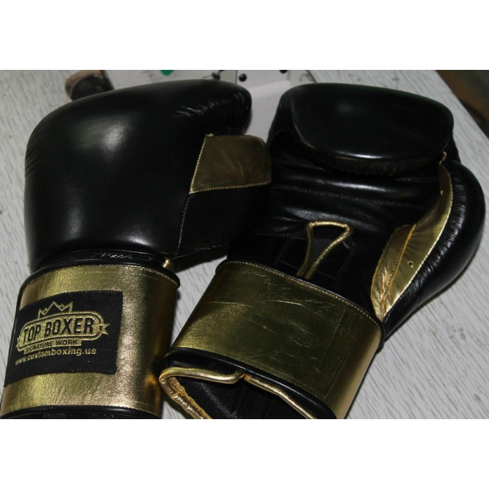 TopBoxer Winning Style Boxing Gloves  Listed for charity