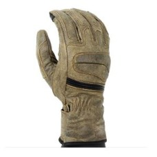 Motor Bike Cafe Racer Leather Gloves