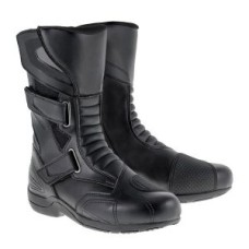 Motorcycle Riding Leather Shoes