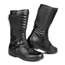 Waterproof Breathable Leather Sports Motorcycle Boots