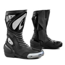 Black Motorcycle Riding Boots Sport Shoes
