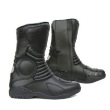 Durable Motorbike Leather Racing Shoes