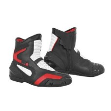 High Quality Genuine Cow Hide Leather Motorbike Touring Boot