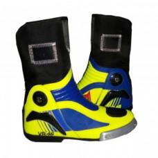 Motorcycle Racing Leather Boot
