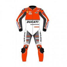 Andrea Dovizioso Ducati MotoGP 2018 Leather Suit