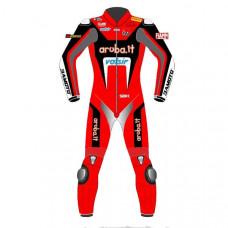 Aruba.It Racing Ducati Team MotoGP Biker Race Leathers