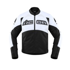 Icon Mens Real Quality Motorcycle Leather Jacket