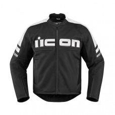 Icon Motorhead 2 Motorbike Leather Jacket