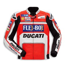 Jorge Lorenzo Ducati Flexbox Motogp 2017 Leather Jacket