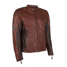 Kawasaki Gray Racing Moto Style Leather Motogp Jacket