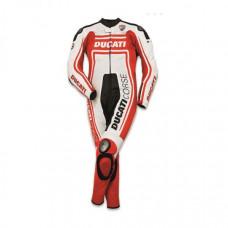 Ducati Corse C2 Motogp One-Pice Real Leather Suit