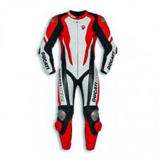 Ducati Corse K1 Men's Racing Genuine Leather Suit