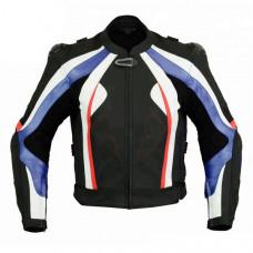 Flash Gear Men Leather Motorcycle Racing Jacket 2020