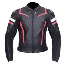 Glider Motorbike MotoGP Real Leather Racing Jacket
