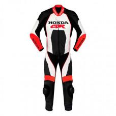 Honda CBR Motorbike Racing Leather Suit