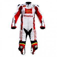 Honda San Carlo 2011 Motogp Leather Suit