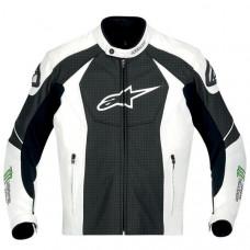 Monster Energy Leather Motorcycle Jacket