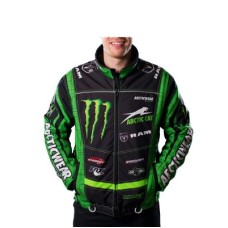 Monster Energy Leather Motorcycle Jackets