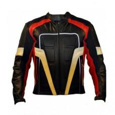 MotoGP Biker Stylish Retro Leather Jackets