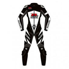 SUZUKI GSXR Motorcycle Leather Suit