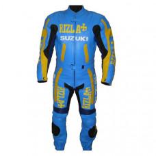 SUZUKI Rizla Motorcycle Leather Suit