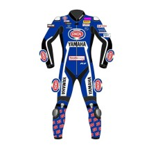 Yamaha Monster Motorcycle Leather Suit