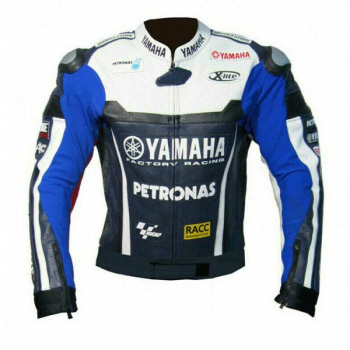 Yamaha Motorbike-Motorcycle Racing Leather Jackets