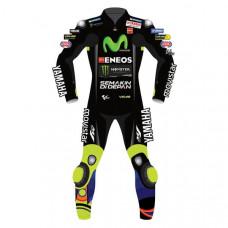 Yamaha MOVISTAR MotoGP The Doctor Black Race Leathers