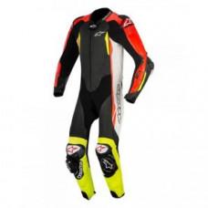 Alpinestars GP Tech Multi Color Motorcycle Racing Leather Motogp Suit