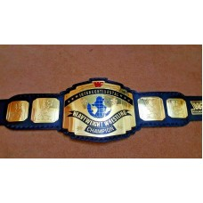 WWF Intercontinental Heavyweight Wrestling Championship Belt.Adult Size