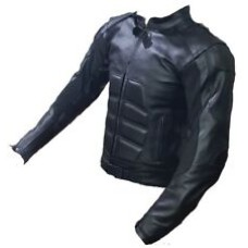 Batman Custom Made Best Quality Racing Leather Jacket