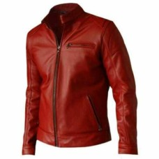 Custom Made Best Quality Fashion Leather Jacket For Mens In All Colors