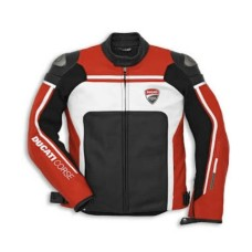 Ducati Custom Made Best Quality Leather Jacket For Mens