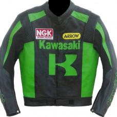 Suzuki RGSX Custom Made Best Quality Racing Leather Jacket