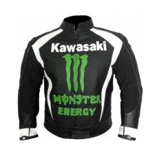 Suzuki Hayabusa Custom Made Best Quality Racing Leather Jacket