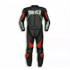 Ducati Custom made Best Quality Leather Motorbike Racing Suit
