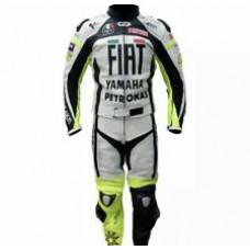 Custom Made Yamaha Best Quality Leather Motorbike Racing Suit
