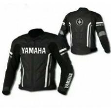 Custom Made Yamaha Best Quality Leather Jacket For Mens
