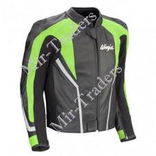 Kawasaki Ninja Motorbike Leather jacket