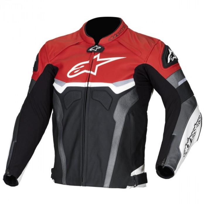 Alpinestars Celer Biker Leather Jacket