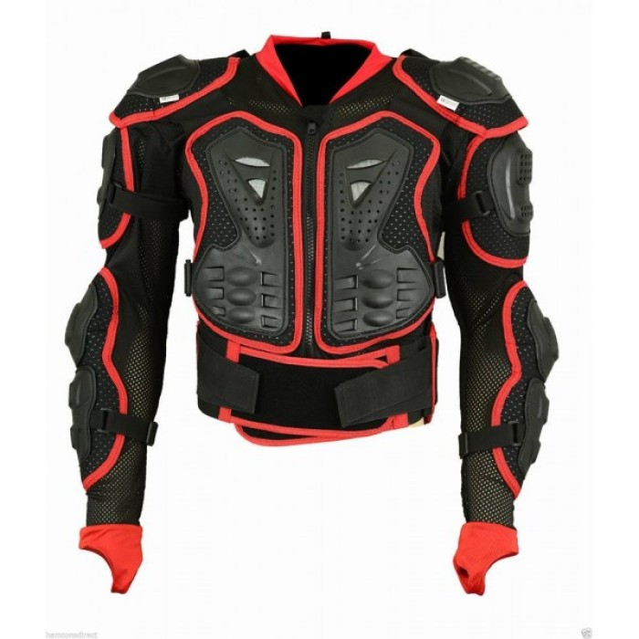 Motorcycle Spinal protector Jacket Spine Chest Shoulder protector