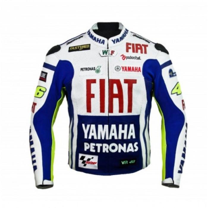 Men's Fiat Petronas Team Racing Leather Jacket