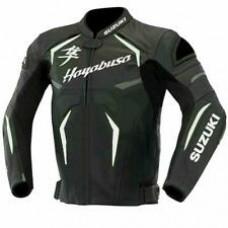 Custom Made Best Quality Suzuki Hayabusa Leather Jacket For Mens