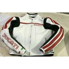 Ducati Custom Made Best Quality Racing Leather Jacket