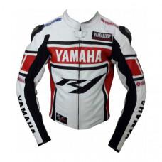 Cowhide Yamaha Motorcycle Leather Jacket