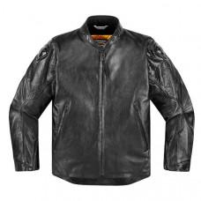 Icon 1000 Retrograde Motorbike Leather Jacket