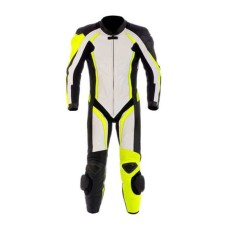 New Yellow Pro Racing Suit Ce Approved Protection